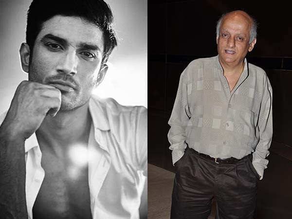 "He was a very disturbed boy."" -  Mukesh Bhatt opens up about Sushant Singh Rajput"