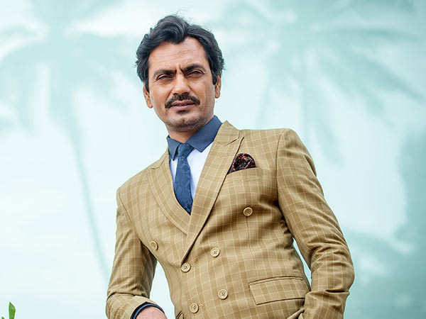 People Used to Reject Me for Romantic Roles - Nawazuddin Siddiqui