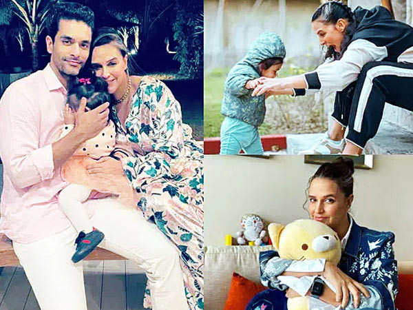 Neha Dhupia gives an insight into her home and life during quarantine