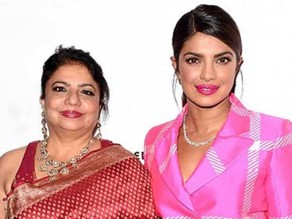 Priyanka Chopra's birthday wish for her mother is too special