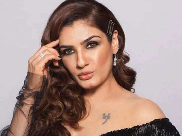 Raveena Tandon lends  support to Mission Paani on World Environment Day