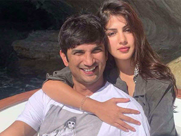 Rhea Chakraborty Confirms that Sushant Singh Rajput Refused to Take Medication