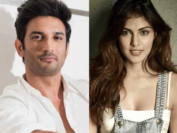 Petition filed against Rhea Chakraborty for Abetting Sushant Singh Rajput's Suicide