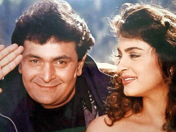 'For me he'll always remain alive''- Juhi Chawla remembers co-star Rishi Kapoor
