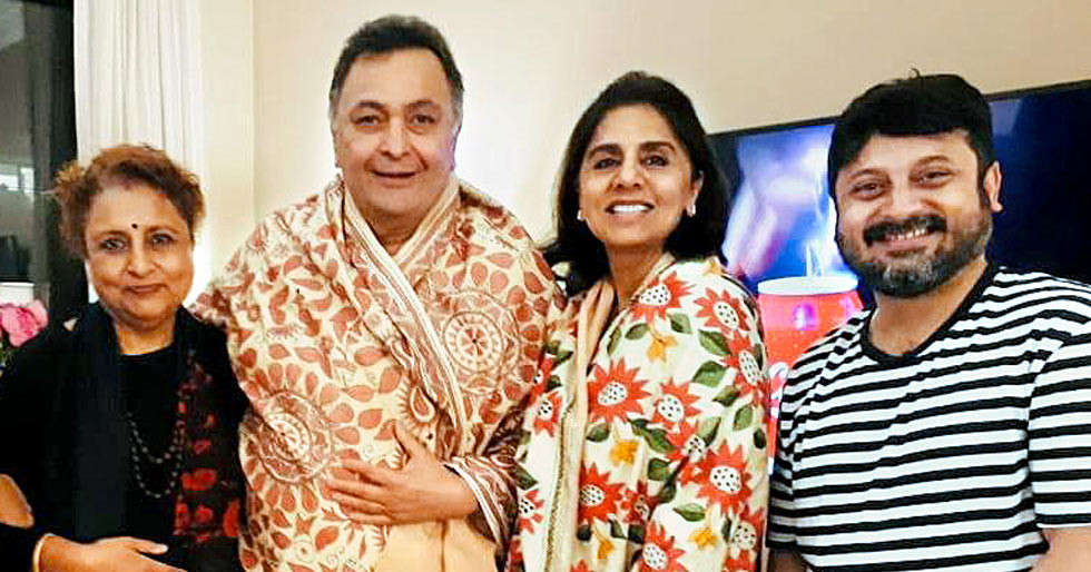 Shiboprosad Mukherjee and Nandita Roy on their incomplete dream to work with Rishi Kapoor