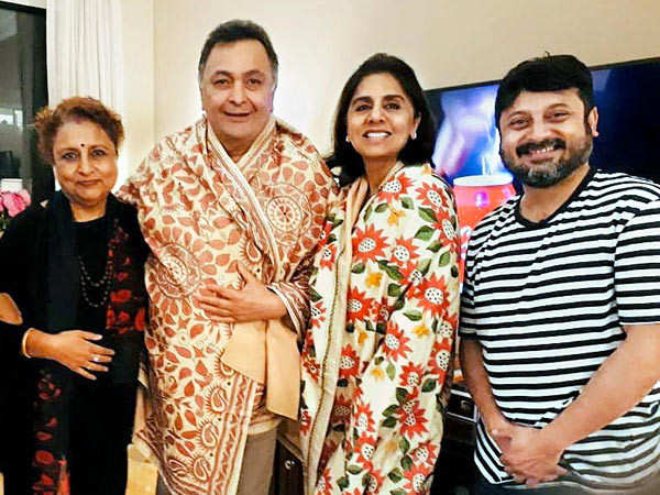 Shiboprosad Mukherjee and Nandita Roy on their incomplete dream to work with Rishi Kapoor