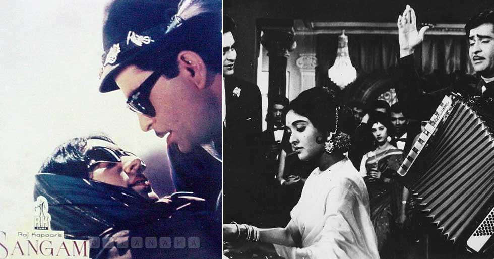 Blast from the past: This film started the trend of shooting abroad
