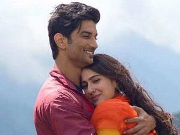 Sara Ali Khan Shares her Grief about Sushant Singh Rajput's Demise
