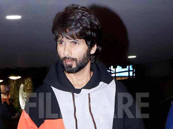 Shahid Kapoor approached for yet another Hindi remake of a South film