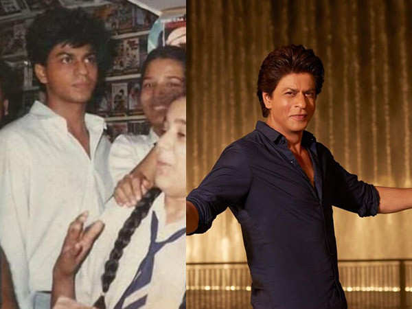 This Throwback Picture of Shah Rukh Khan is a Treat for his Fans