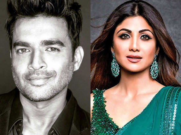 Shilpa Shetty has a special way of wishing R Madhavan on his birthday