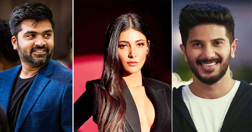Shruti Haasan Dulquer Salmaan and Simbu to star in the remake of this classic hit