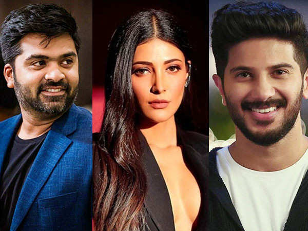 Shruti Haasan, Dulquer Salmaan and Simbu to star in the remake of this classic hit