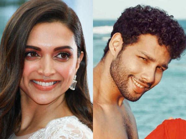 Siddhant Chaturvedi is smitten by his co-star Deepika Padukone