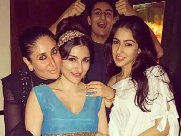 Exclusive: Sara is spontaneous and intelligent - Soha Ali Khan