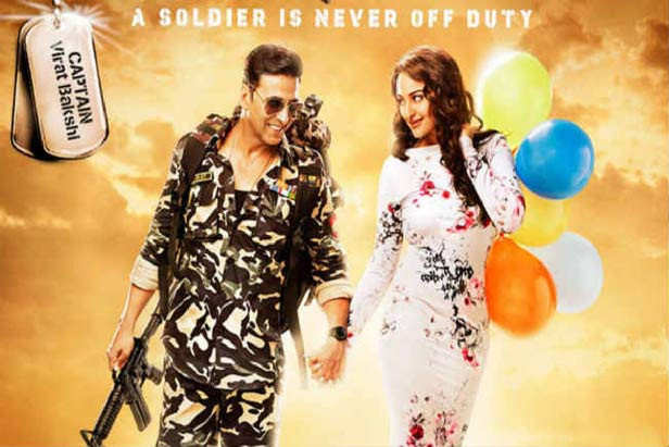 Sonakshi Sinha Movie Holiday A Soldier Is Never Off Duty