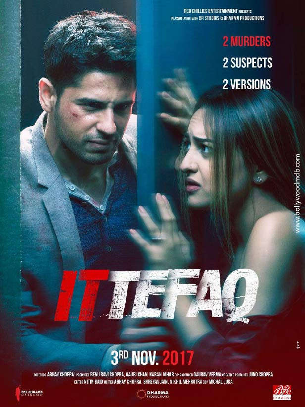Sonakshi Sinha Movie Ittefaq