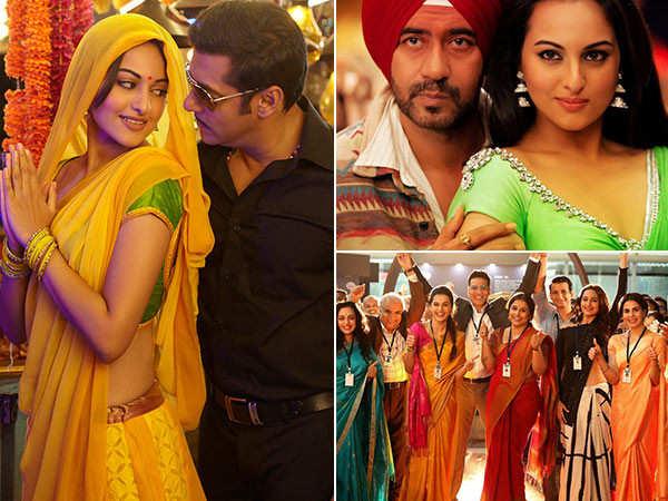 Sonakshi Sinha, best films