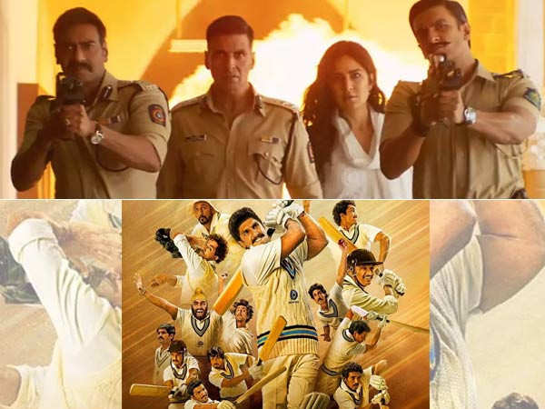 Sooryavanshi and '83 all set for a theatrical release