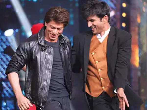 Sushant Singh Rajput suicide: Shah Rukh Khan posts an emotional note about the actor