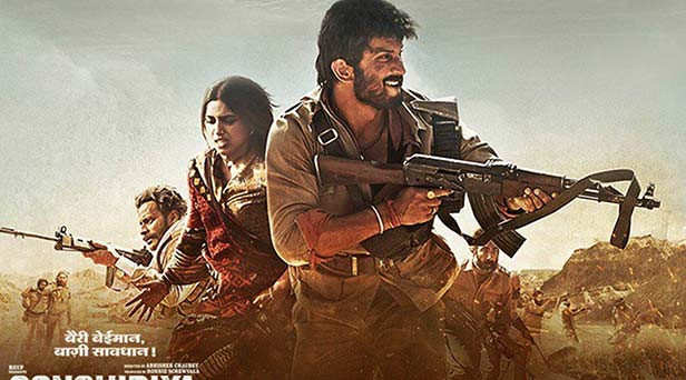 Sushant Singh Rajput Best Film Sonchiriya