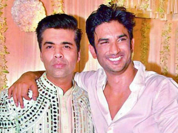 Sushant Singh Rajput suicide: Karan Johar expresses grief as he regrets not being in touch with him