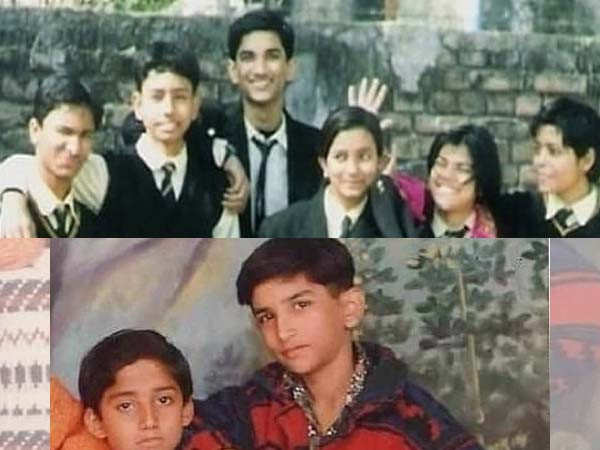 Here Are Some Childhood Pictures of Sushant Singh Rajput