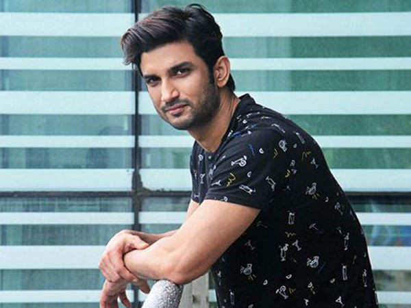 Sushant Singh Rajput pens down a poem as he remembers his late mother