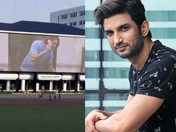 Indonesian Fans Pays a Musical Tribute to Sushant Singh Rajput in a Theme Park