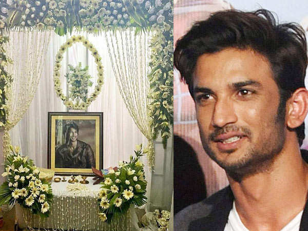Sushant Singh Rajput's Family Organises a Prayer Meet for the Late Actor