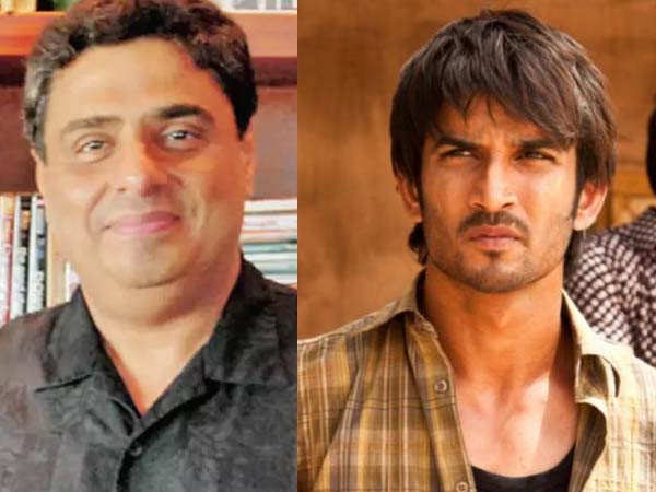 Kai Po Che Producer Ronnie Screwvala Reacts to Sushant Singh Rajput's Demise