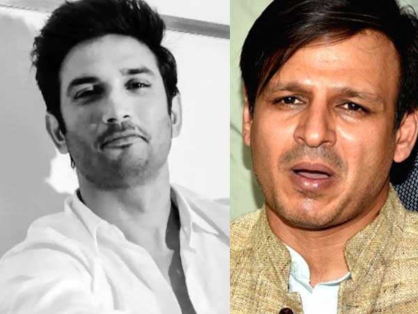 Vivek Oberoi pens an emotional note after attending Sushant Singh Rajput's funeral