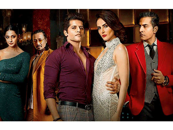 Stars of ZEE5 The Casino slay on the cover of Filmfare