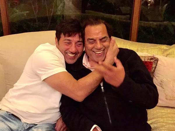Dharmendra celebrates 30 years of Sunny Deol's Ghayal