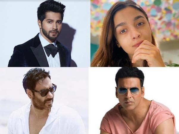 Akshay Kumar, Ajay Devgn, Alia Bhatt to announce their next release dates tomorrow