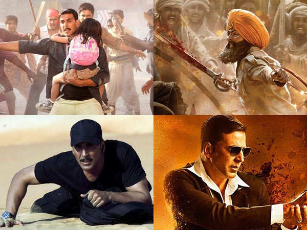 Filmfare recommends: Best action films of Akshay Kumar in the last decade