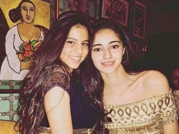 Ananya Panday's Sun-kissed Pictures are Taking the Internet by Storm and BFF Suhana Khan Agrees