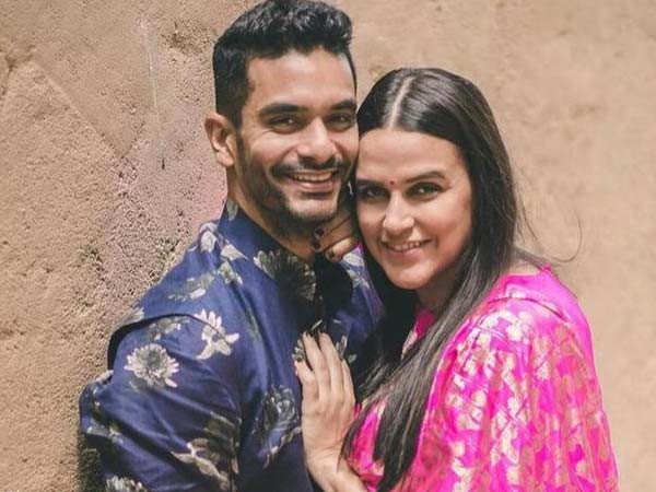 Exclusive video: Angad Bedi talks about Neha Dhupia's phone calls with Karan Johar