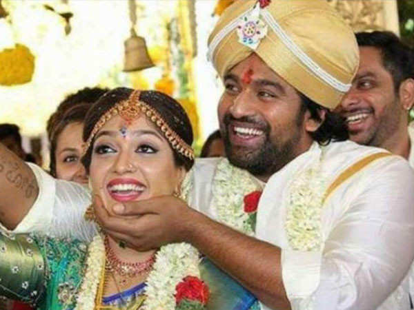 Late Chiranjeevi Sarja's wife Meghana Raj Shares an Emotional Note for the Actor