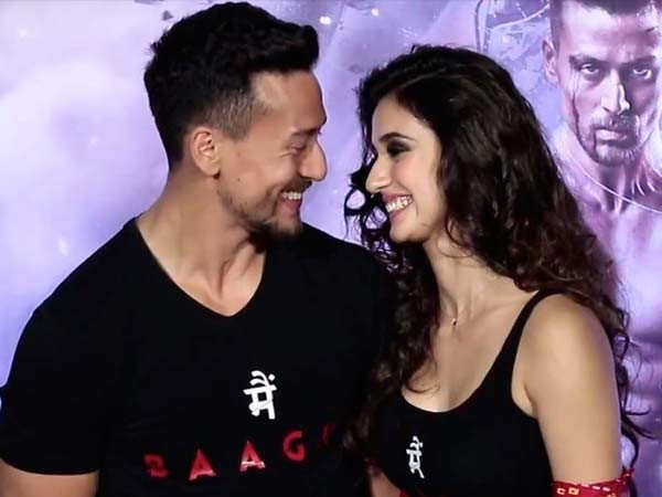 Tiger Shroff shares an adorable video of Disha Patani to wish her a Happy Birthday
