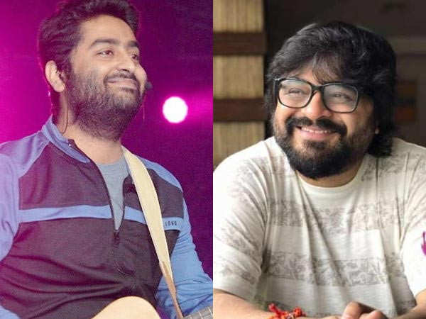 Arijit Singh and Pritam unite for a new version of the song Shayad