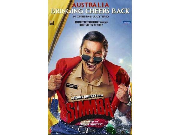 Ranveer Singh's Simmba to release again