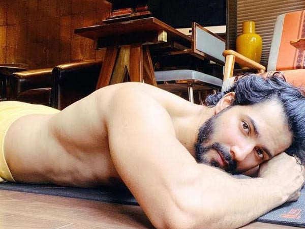 Hilarious! Varun Dhawan claims God clicks his shirtless pictures