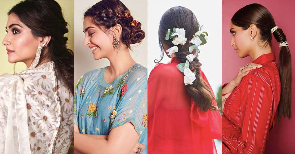 20 must-try hairdos from birthday girl Sonam Kapoorâs style files