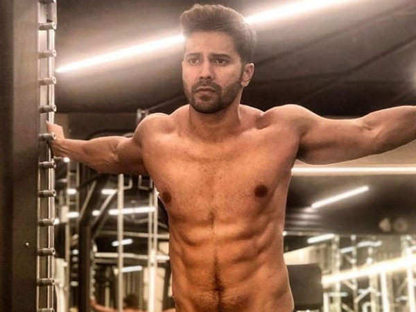 Watch how Varun Dhawan burned all the calories he gained this weekend
