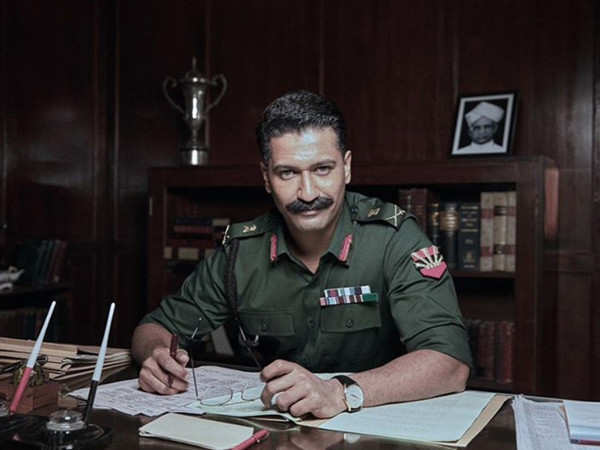 Vicky Kaushal gives a special tribute to Field Marshal Sam Manekshaw