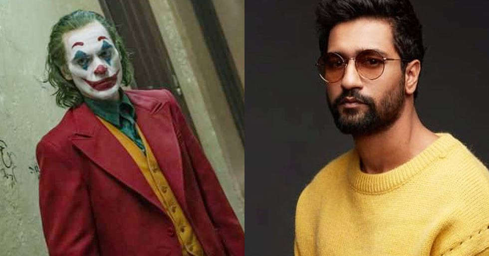 Vicky Kaushal reveals his favourite scene from the film Joker