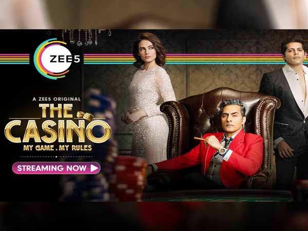 Zee5 The Casino