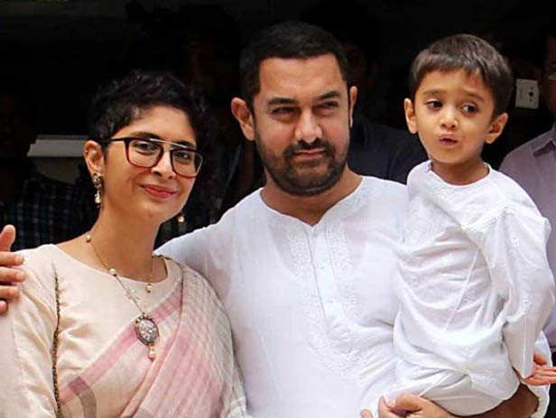 Family pictures of Aamir Khan that are too good to miss   Filmfare.com