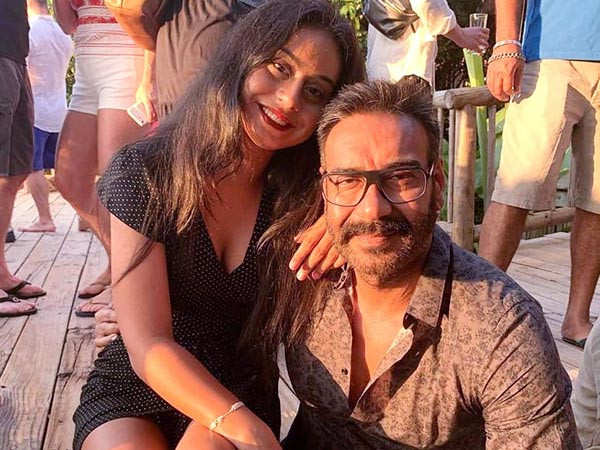 Ajay Devgn reacts to news about his daughter testing positive for coronavirus